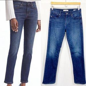 Banana Republic Straight Leg Denim Jeans